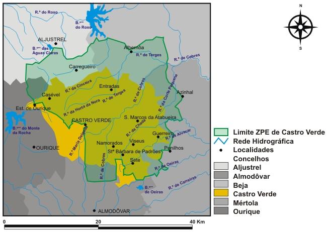 castro verde mapa Castro Verde – Site Oficial do MunicípioCondicionantes e Mapas  castro verde mapa