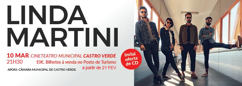 <strong>Concerto Linda Martini</strong><br/>