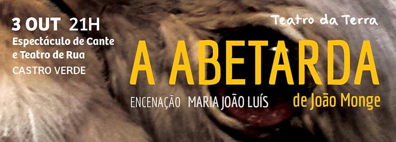 <strong>O Município de Castro Verde e o Teatro da Terra apresentam...</strong><br/>