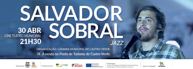 <strong>Salvador Sobral   Jazz</strong><br/>